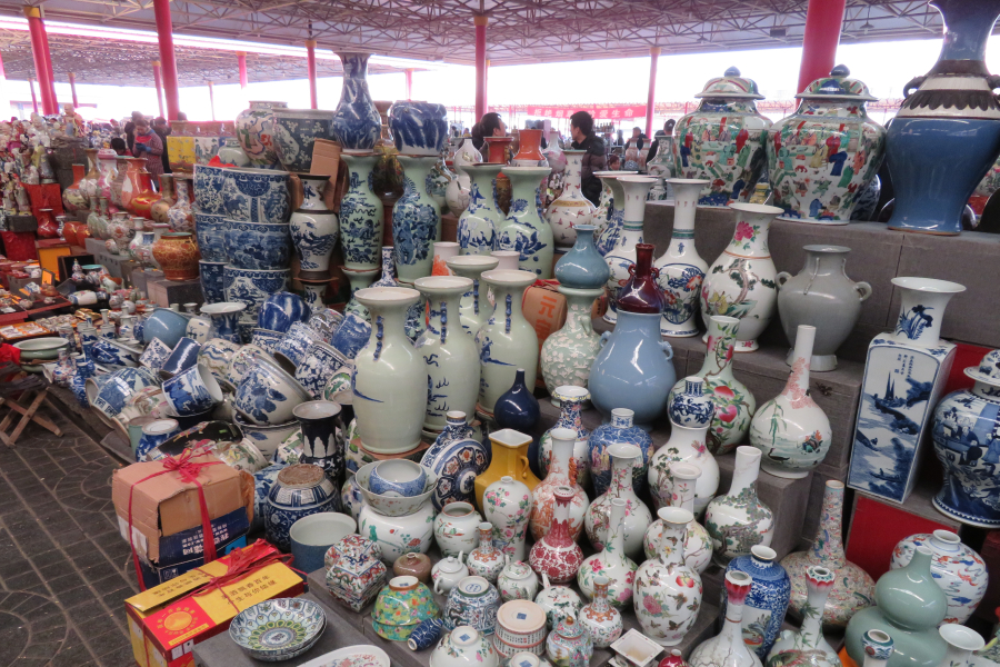 Pangjiayuan Antique Market
