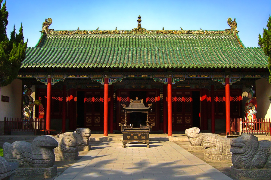 City God Temple of Zhengzhou